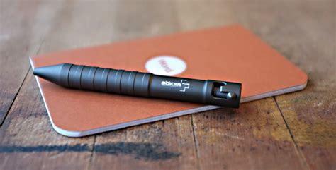 boker compact bolt pen compact bolt pen cool material