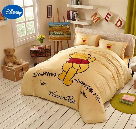 winnie the pooh bedroom sets online get cheap pooh bedding set aliexpress com