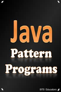 java pattern g java pattern programs android apps on google play