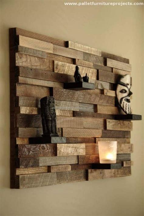 Pallet Shelf by Ideas For Recycled Pallet Shelves Pallet Furniture Projects