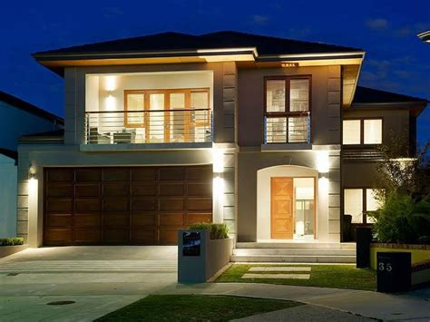 Front To Back Split Level House Plans by Photo Of A Weatherboard House Exterior From Real