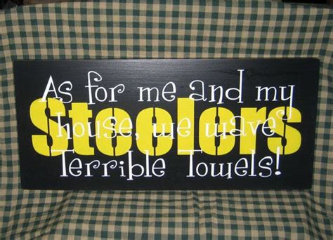 Mba Essentials Pittsburgh by Steelers Football Sign Cave Sports By
