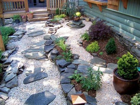 Vorgarten Steine