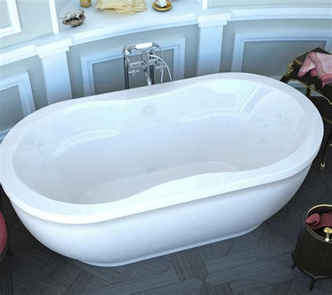 Bathtubs Menards by Bonnie 34 Quot X 71 Quot Freestanding Soaker Bathtub At Menards 174