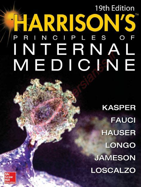 harrison principles  internal medicine  edition  medical books