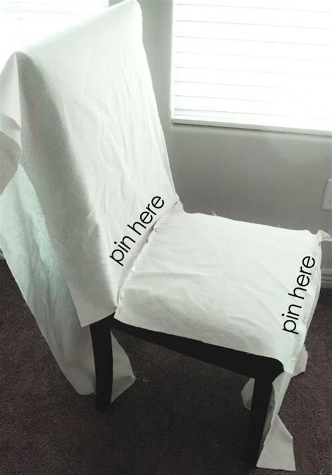 Diy Dining Chair Covers Ideas by The 25 Best Dining Chair Slipcovers Ideas On