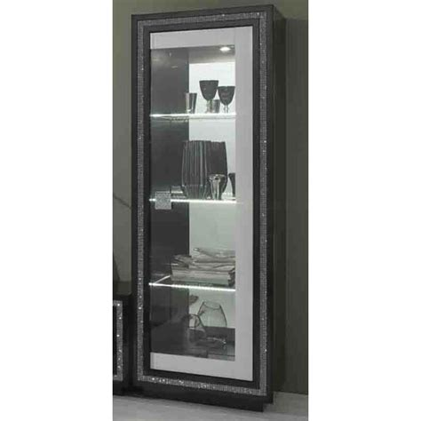 Buy Black Display Cabinet Buy Cheap Black Glass Display Cabinet Compare Furniture