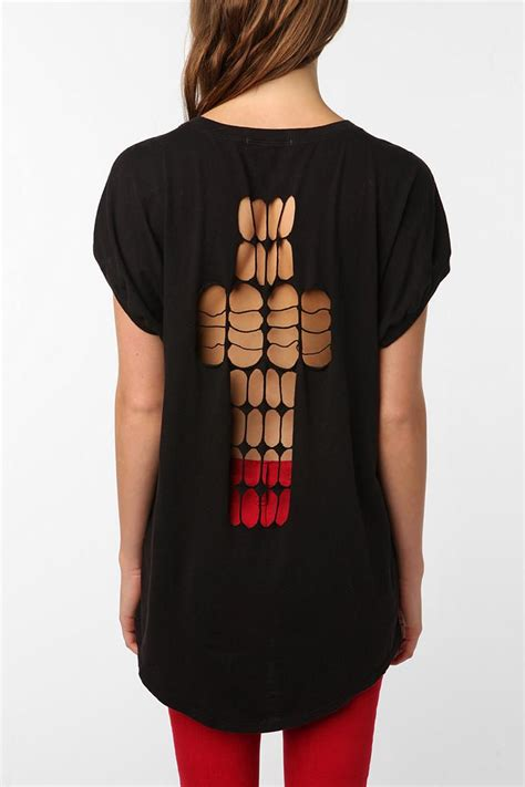 Tshirt Going B C cut it out dress me up inspiration