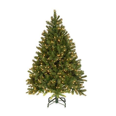 national tree co downswept douglas fir 9 quot green evergreen national tree company downswept douglas fir pre lit