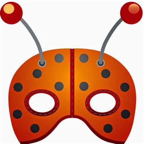 printable ladybird mask ladybug free printable mask oh my fiesta in english