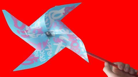 c 243 mo hacer un molinillo de viento manualidades infantiles como hacer un molino de viento manualidades como hacer un