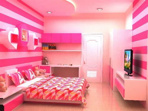 desain tembok kamar tidur remaja rumah minimalis yang paling bagus rumah upin