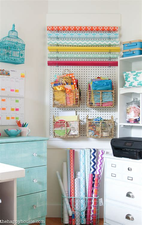 how to organize my craft room how to organize a craft room work space the happy housie