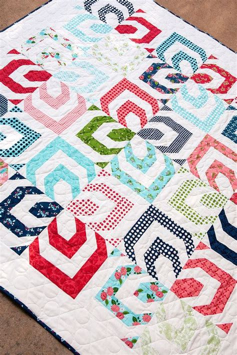 Jelly Roll Patchwork Quilt Patterns - 25 unique jelly roll quilt patterns ideas on