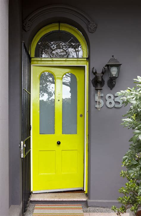 Exterior Doors Orlando Orlando And Nicola Reindorf And Family The Design Files Australia S Most Popular Design