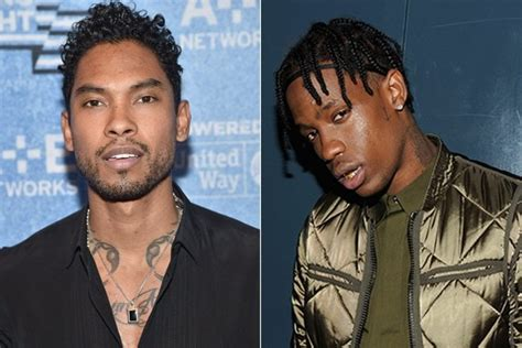 how does miguel do back of his hair new music video miguel waves remix feat travis scott