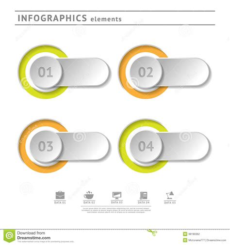elements of graphic design layout business infographics elements modern design template