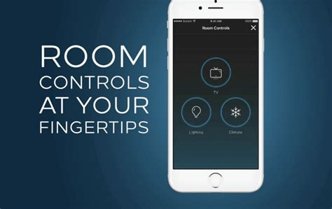 hilton debuting connected rooms controlled
