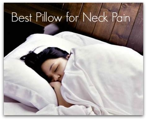 Best Pillow For Chronic Neck by Trapped Nerve How To Guide For Pinched Nerves