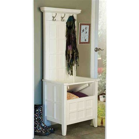 hall tree benches with storage mini hall tree storage bench home furniture design