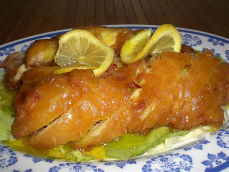 food recipes with chicken lemon chicken recipe food recipes 中餐食谱
