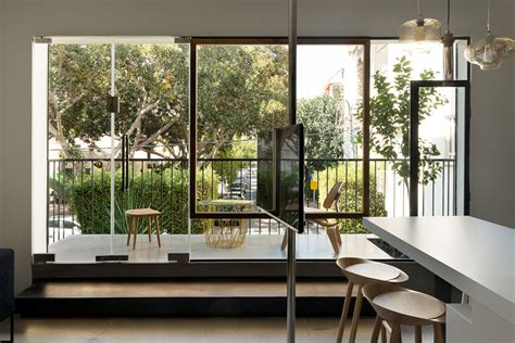 600 square apartment 600 square foot apartment uses glass walls to create two bedrooms idesignarch interior