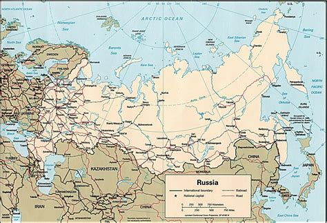 map of russia with cities labeled 歐洲地圖 europe maps 俄羅斯地圖 russia map 美景旅遊網