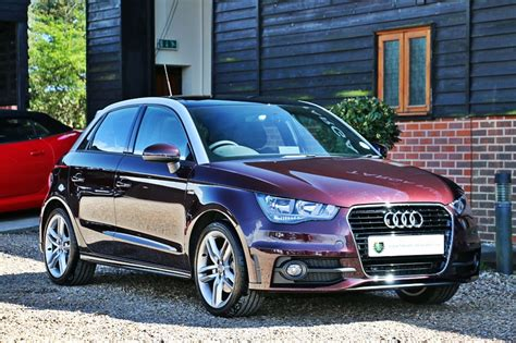 Audi A1 Sportback Rot by Audi A1 Sportback Tfsi S Line For Sale In Shiraz Red