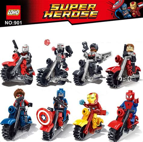 Civil War Lego Blok To buy wholesale lego minifigures from china lego