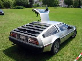 Car Cover For Delorean File Delorean Dmc12 Rear Jpg Wikimedia Commons