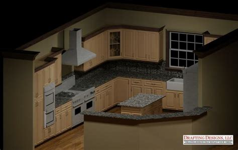 residential kitchen design projects