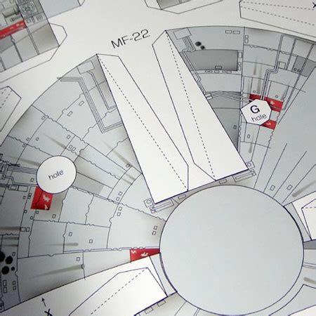 millennium falcon paper model star wars millennium falcon paper model 13 deals