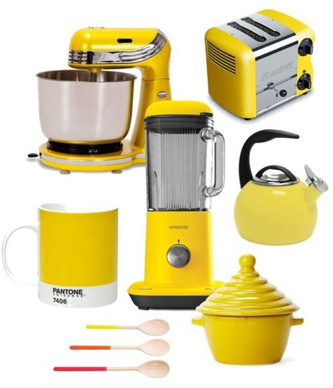 yellow kitchen appliances 8 ridiculously cute ways to make your kitchen the best
