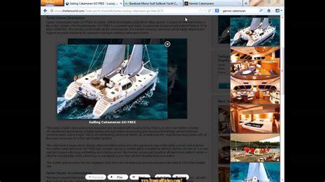 catamaran vs monohull cost sailboat comparison monohull vs catamaran youtube
