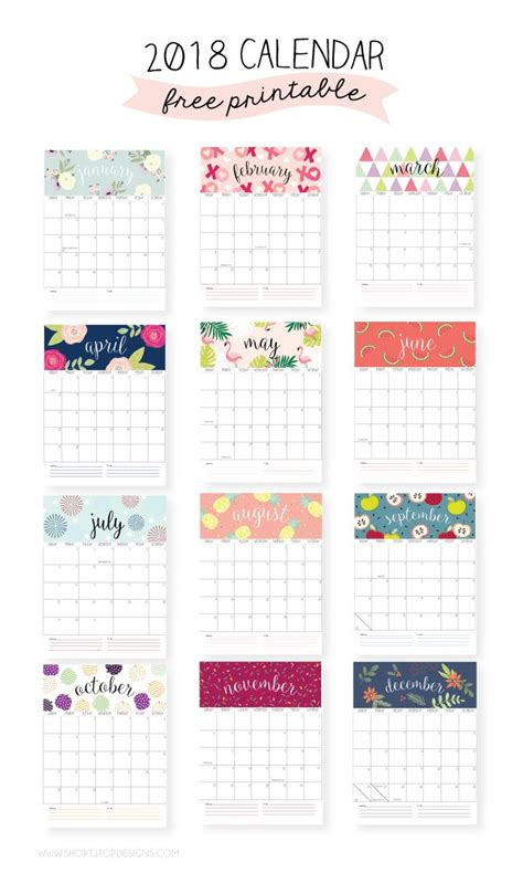printable calendar pinterest best 25 free printable calendar ideas on pinterest free