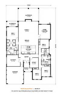 new one story house plans one storey house designs and floor plans home deco plans
