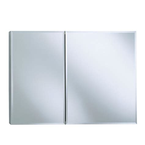 kohler 35 in w x 26 in h two door recessed or surface