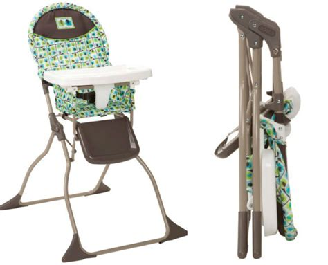 top folding high chairs cosco folding high chair 39 99 shipped top baby deals