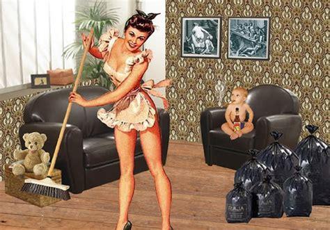 femme au foyer 1960 la femme id 233 ale vision d il y a 50 ans adg