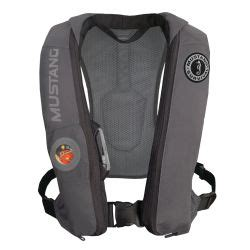 Mustang H I T Auto Inflatable Pfd by Hit Inflatable Pfd