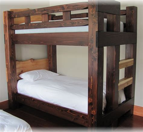 timber bunk beds bunk beds whistler furniture co