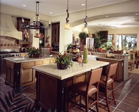 Kitchen With 2 Islands by Luxury Kitchens With Two Islands 2132 Home And Garden