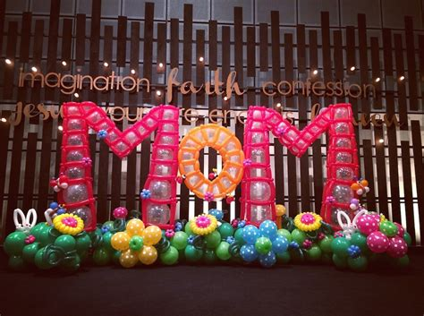 mothers day decoration balloon decorations for mother day singapore that balloons