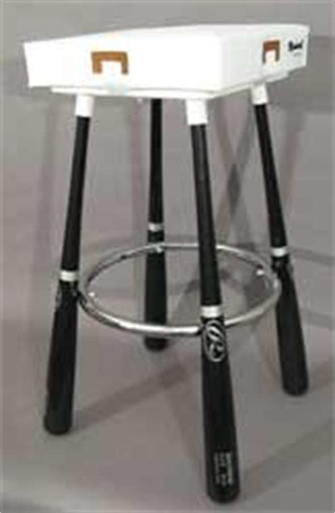 Baseball Base Bar Stools by Baseball Bat Bar Stool Black Barstools