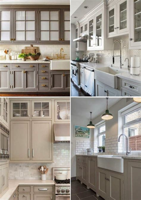 taupe kitchen cabinets kitchen with the taupe cabinets dream home pinterest