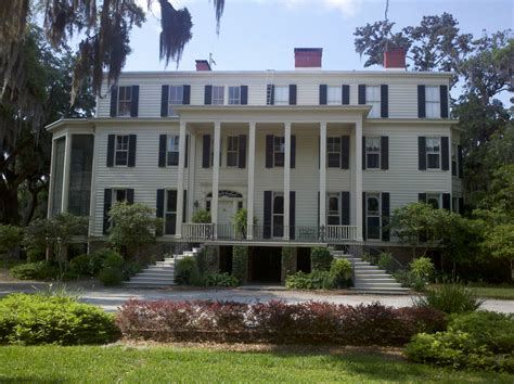 wormsloe plantation house low country africana ossabaw