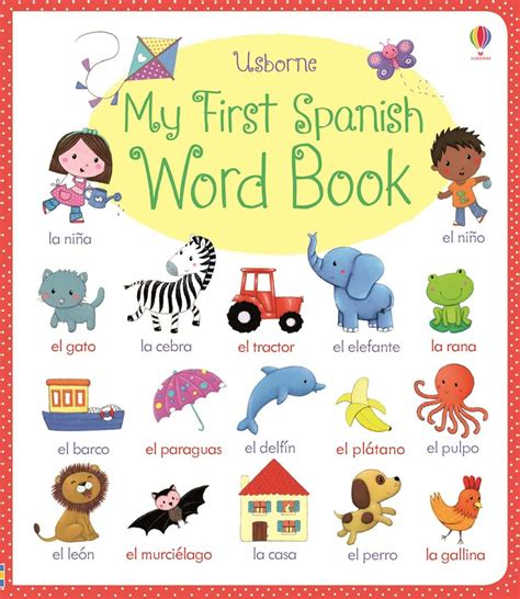 words and pictures book my word book at usborne children s books