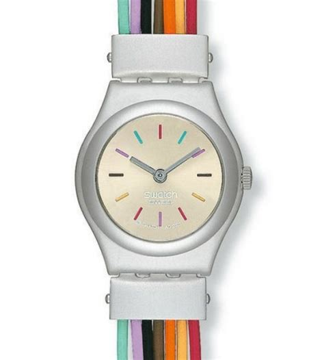 Charles Jourdan 1006 2153s Original montre swatch filamento multicolore yss1006 montres et plus