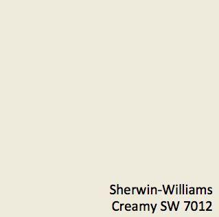 Valspar Greige by Sherwin Williams Creamy Sw 7012 Hgtv Home By Sherwin