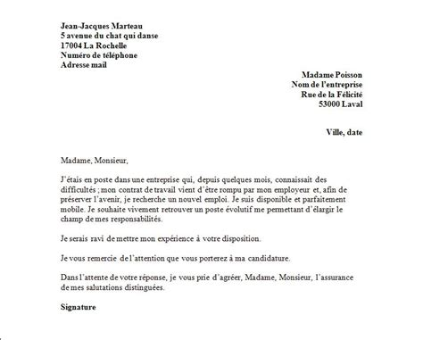 Modèles Lettre De Motivation Juriste mod 195 169 le lettre de motivation